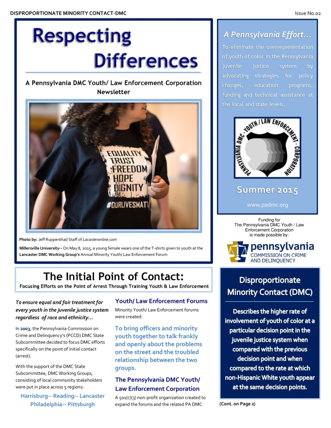 Respecting Difference Summer '15-page-0