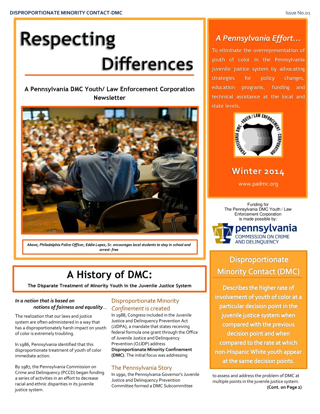 Respecting Difference Winter '14-page-0